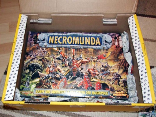Necromunda auspacken 1